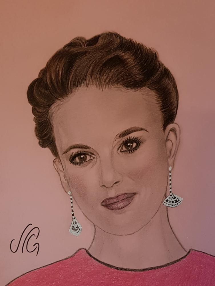 Natalie Portman by Nicky08